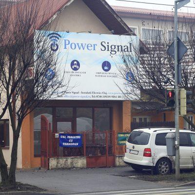 Sediu Power-Signal
